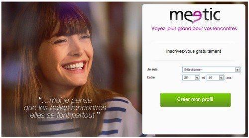 Meetic, test, avis, prix et information sur les abonnements.
