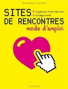 Couverture Larousse French Dating Assistant