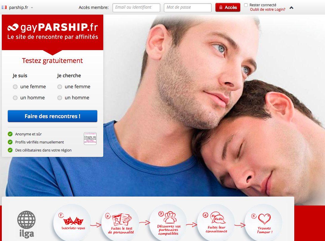 Avis Gay-Parship.fr : notre test et revue du site de rencontre gay