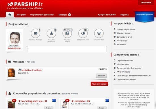 Comment utiliser Parship gratuitement
