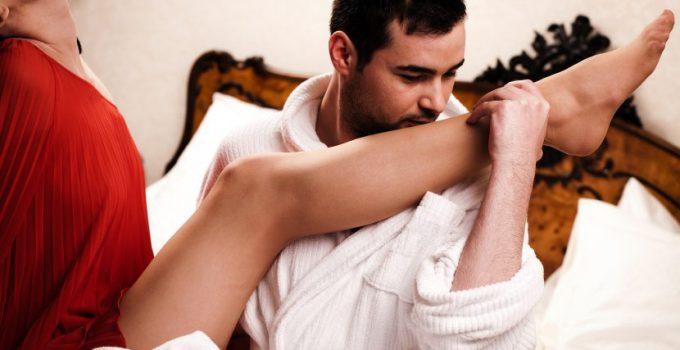 Massage érotique en couple