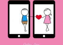 Tomber amoureux sur internet via un site de rencontre