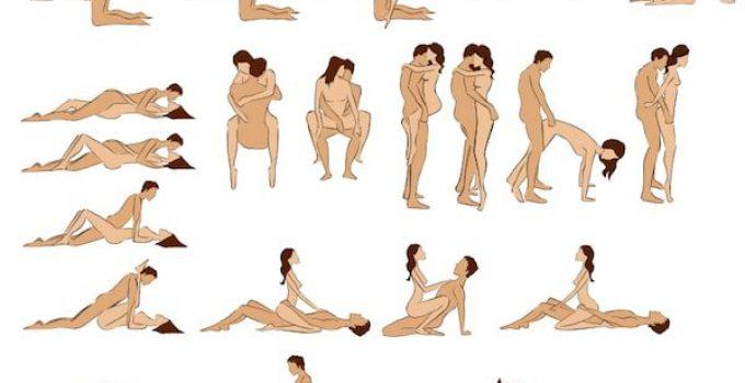 Les 10 positions pour atteindre l'orgasme