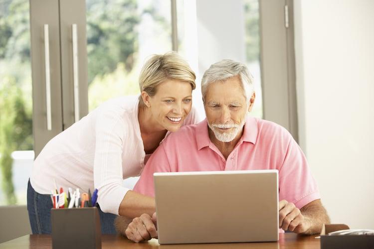 Construire une relation sérieuse grâce à un site de rencontre senior