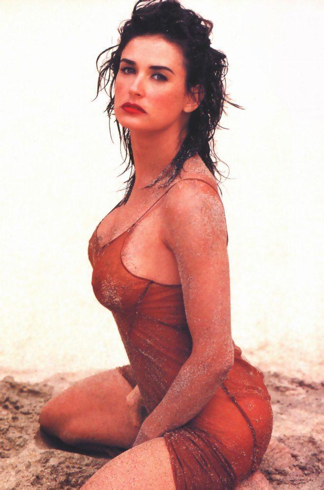 Demi Moore vous a fait rêver, en cougar elle est également parfaite.