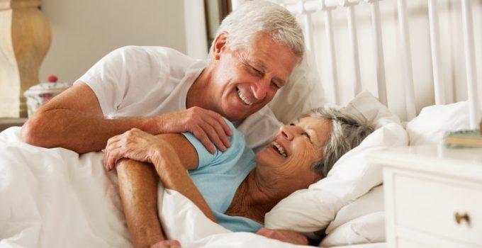 Le sexe chez les seniors n'est plus tabou aujourd'hui !