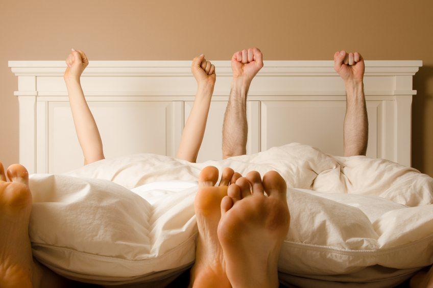 4 raisons qui vous prouvent que faire l'amour est bon pour la santé