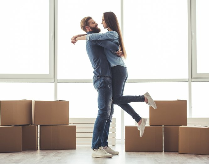 Emménager à deux, est-ce le bon moment?