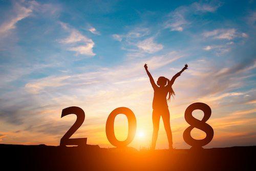 Quelles sont vos résolution d'amour pour 2018 ?